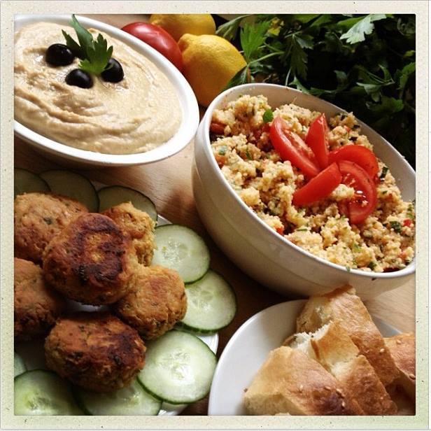 Arabischer Abend