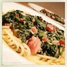 Veganilicious_Spaghetti-Blattspinat