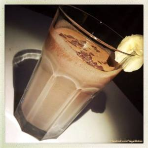 Chocoholic Breakfast Shake