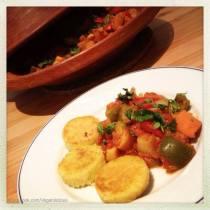 Italienische Gemüse-Tajine