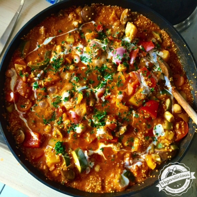 Quinoa Curry-1
